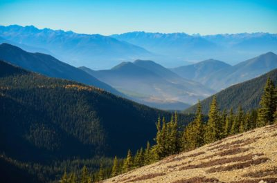 Mountain homes for sale Windermere Lake BC