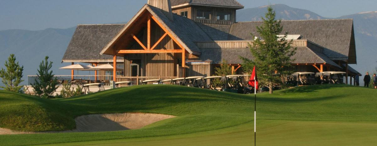 Copper Point Estates golf resort building lots for sale