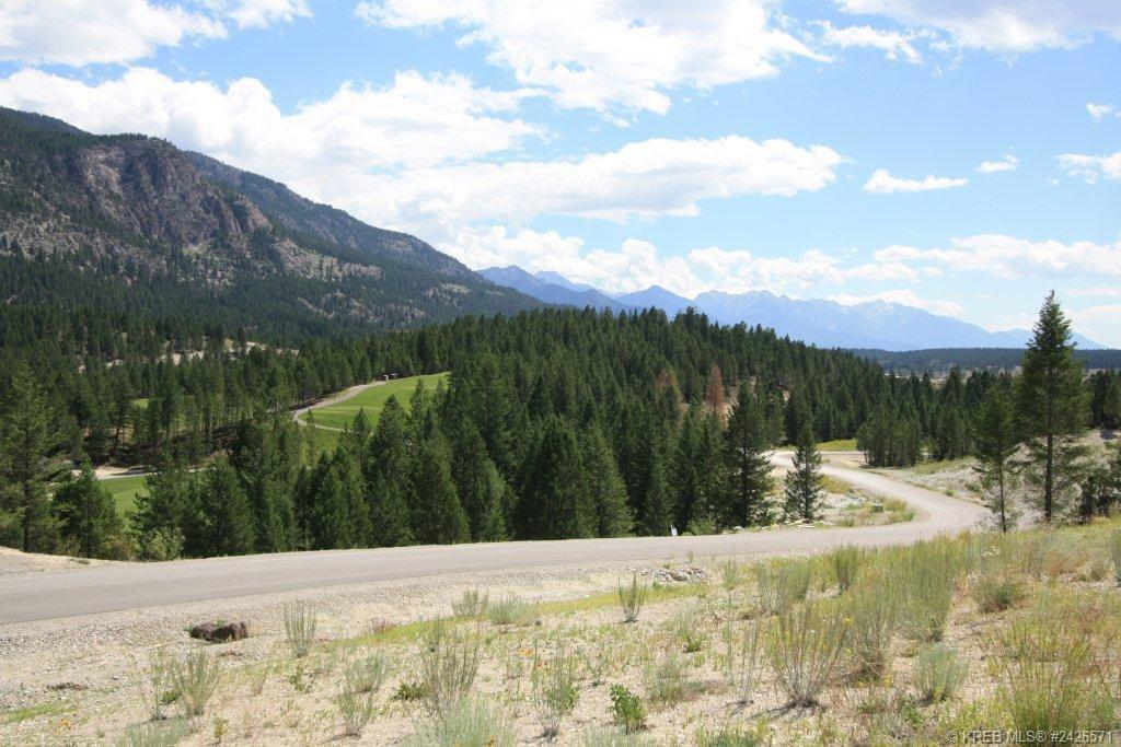 Copper Point Estates golf course building lots for sale Columbia Valley BC