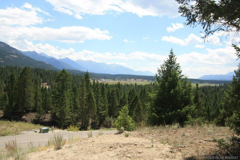 Copper Point Estates golf course building lots for sale view lot with services