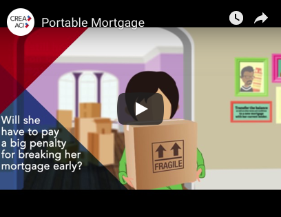 Portable mortgages in Invermere